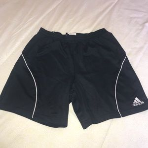 Adidas shorts in a size Small